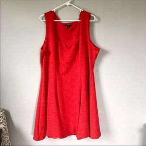 ••Torrid Red Dress••